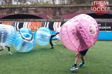 Xtreme Soccer - Bubble Football for Up to 15 - Save 65%