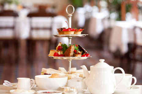 Best Western - Afternoon Tea for Two - Save 50%