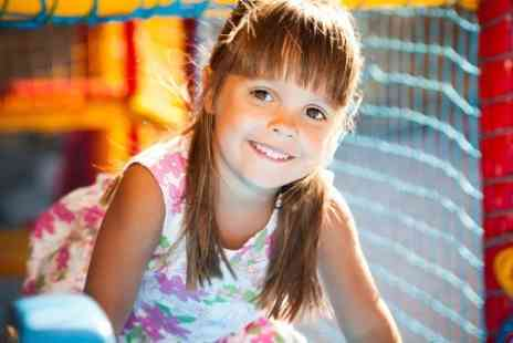 Gambado Eastleigh - Soft Play Centre Family Summer Membership - Save 52%