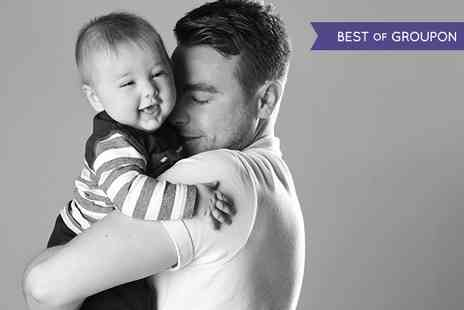 Click Group - Fathers Day Photoshoot With Prints  - Save 97%