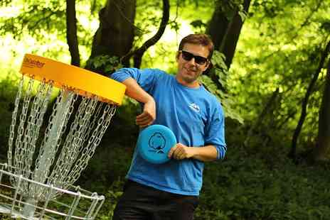 Mendip Activity Centre - Disc Golf Pass Plus Chips and Soft Drink - Save 50%