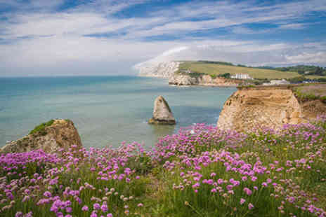 Luxury Travels and Tours - Luxury Isle of Wight day trip including return ferry travel - Save 63%