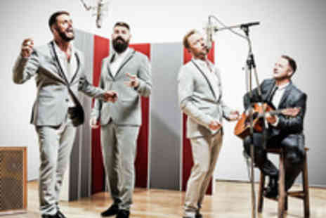 Stonegate - Ticket to Boyzone Live at Scarborough Open Air Theatre - Save 0%