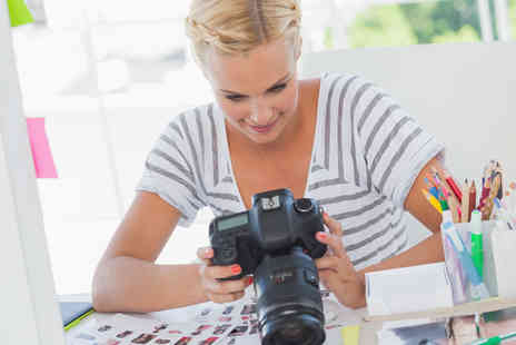 My Online Photography Course - Extensive Online Photography Course - Save 94%