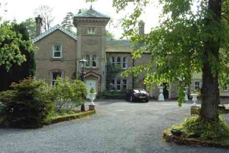 Nent Hall Country House Hotel - Two Nights stay For Two With Breakfast - Save 43%