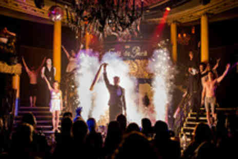 Cafe de Paris - Spectacular Cafe de Paris Cabaret Night with a Two Course Meal and a Cocktail - Save 41%