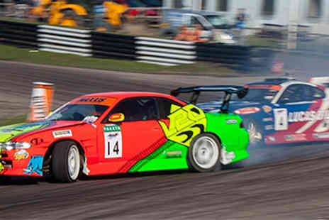 Learn2Drift - Four Hour Beginners Session - Save 65%