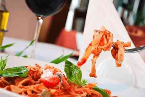 Esca - Pizza, pasta or risotto plus wine or beer for Two  - Save 0%