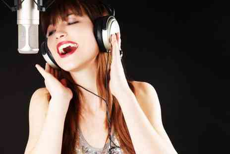 Davina Lee -  Two 1 hour private singing lessons  - Save 69%