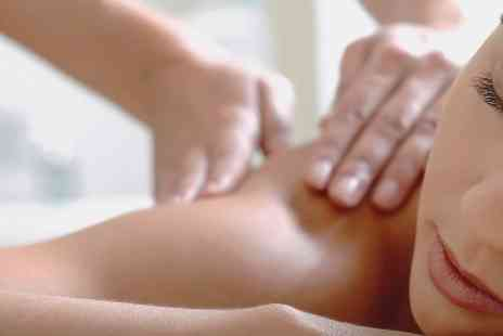 Ice Hair and Body - Back, Neck and Shoulder or Full Body  Massage with Alana At Ice Hair and Body  - Save 50%