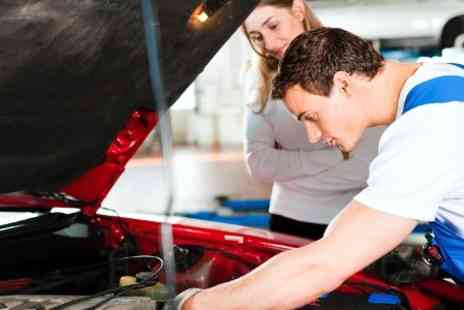 Auto Jobbs - 54 Point Car Service Including Oil Change - Save 0%