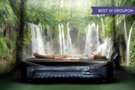 Dreamwater Lounge Stockton Heath - Back, Neck and Shoulder Massage - Save 67%