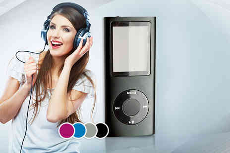 eGlobal Shoppers -  LCD screen MP3 player 16GB  - Save 66%