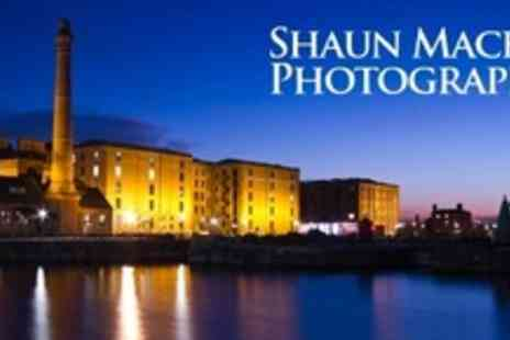 Shaun Mackie Photography - Night Lights Walking Photography Course on Liverpool Waterfront - Save 68%
