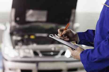 Executive MOT Service Centre -  52 point check plus an oil & filter change  - Save 90%