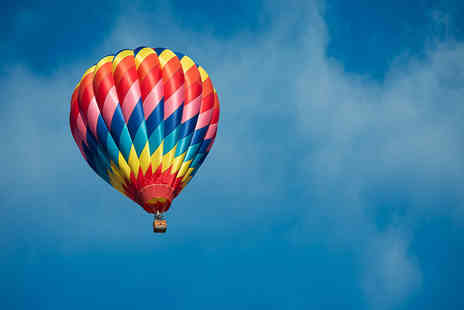 Balloons Over Britain - 60 minute hot air balloon flight from a choice of 100 UK locations  - Save 40%