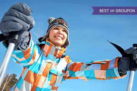 Brentwood Park Ski & Snowboard Centre -  One Hour Snowboard  Private Session - Save 38%