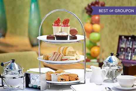 London Hilton Green Park - Chocolate Afternoon Tea For Two - Save 43%