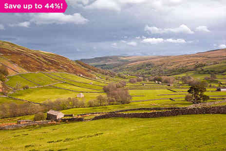 The Cross Keys Inn - One night stay for two in Howgill Fells - Save 44%
