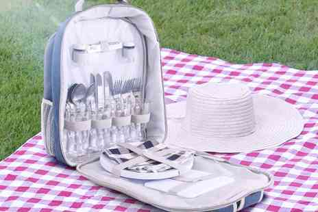 Internetshop - Picnic Rucksack for Four People - Save 0%