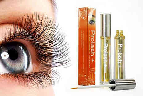 Nifty spoteu - Prolash plus II Eyelash Growth Enhancer - Save 70%