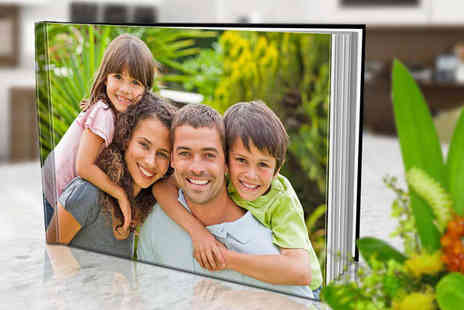 Photo Deals - Personalised Photo Book 20 Page Soft Cover  - Save 71%