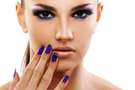 Quinway Health and Beauty - Gelish Manicure or Pedicure - Save 40%