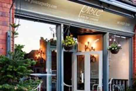 Piste Wine Bar & Restaurant - Award winning restaurant meal and prosecco - Save 0%