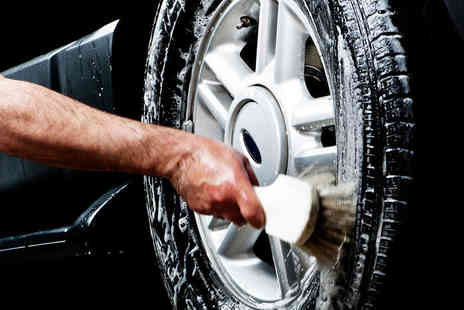 The Big Hand Car Wash - In and Out Car Valet Service - Save 50%