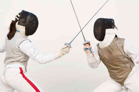 Central London Fencing Club - Fencing Lesson for One  - Save 60%