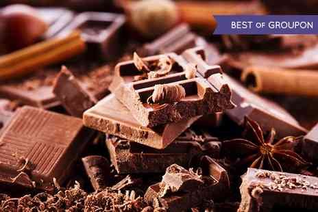 LAuberge du Chocolat - Chocolate Making Workshop  - Save 46%