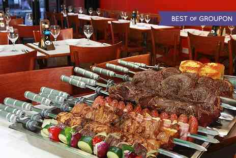 Rodizio Brazil Clapham -  All You Can Eat BBQ Meal For One With Wine - Save 0%