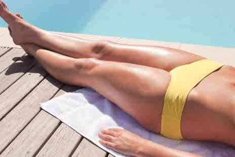 Beautelle Beauty - Waxing Brazilian or Hollywood Plus Arms or Legs  - Save 50%