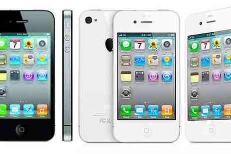 Smart Cherry mobiles - Refurbished iPhone 4 - Save 63%