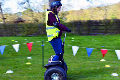 Dorset Segways - One hour Segway tour experience  - Save 51%