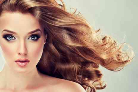 RiRi London - Half head of highlights plus a cut, blow dry & condition - Save 81%