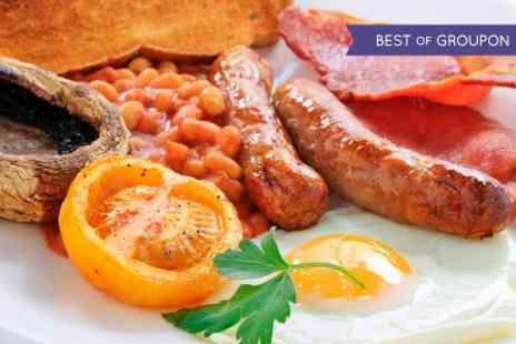 Toast Cafe Bar - Full English Breakfast  - Save 50%