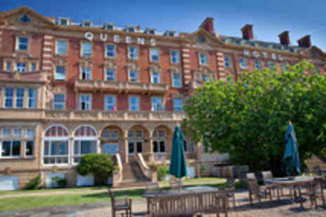 The Queens Hotel - Portsmouth Coastal Escape with Tickets to Portsmouth Historic Dockyard - Save 36%