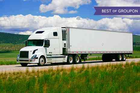 Experience Limits - Lorry Driving Experience  - Save 0%