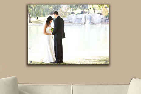 Spicy Decor - Personalised Acrylic Glass Photo Print - Save 78%