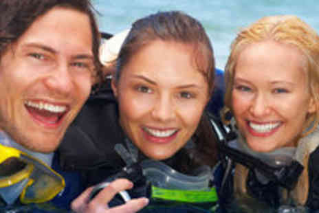 Subaquaholics - Two hour beginner's scuba diving lesson for two worth £50 - Save 68%