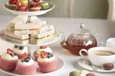Thistle Manchester City Centre - Leisure Facilities With Summer Afternoon Tea For Two - Save 32%