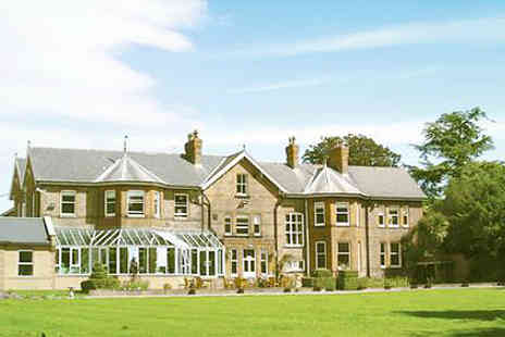 Burn Hall Hotel  - Charming Yorkshire Stay for Two  - Save 53%