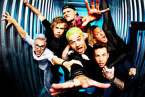 Stonegate - Tickets to McBusted  for Alive Delapre Park - Save 0%