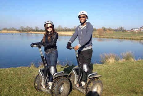 Experience The Country -  weekday Segway experience for Two - Save 55%