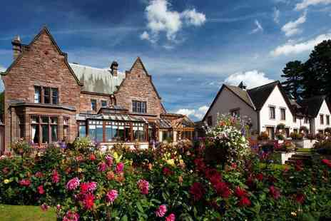 Appleby Manor - Two night stay for two including breakfast and afternoon tea - Save 47%