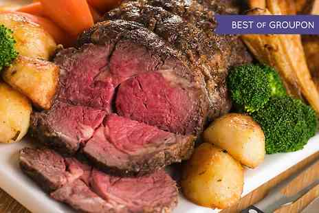 The White Swan - Two Course Sunday Lunch For Two  - Save 51%