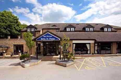 Best Western Hotels - Two Course Meal For Two - Save 57%