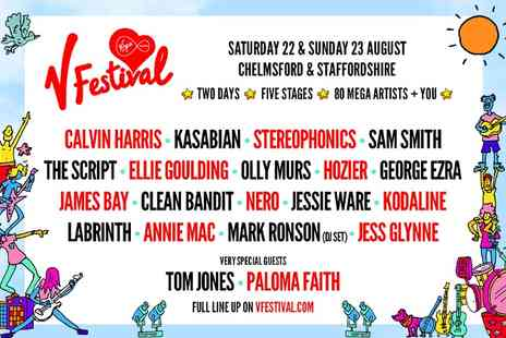 V Festival - Ticket to V Festival  - Save 0%