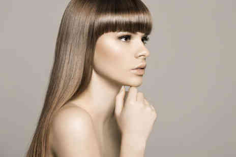 22 Maddox Street Hair & Beauty - Haircut and Blow Dry with Stylist, or Haircut, Blow Dry, and 12 Minute Conditioning Treatment  - Save 51%